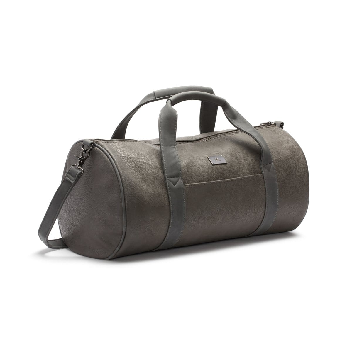 Men's Grey Weekend Bag (Grey)