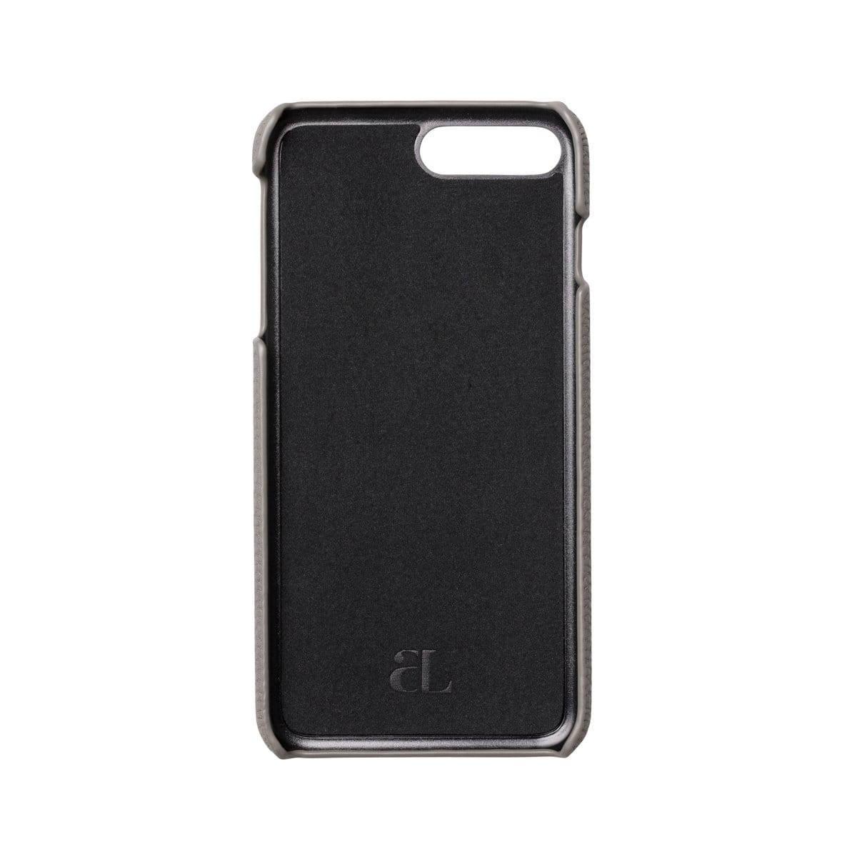 Men's Grey Phone Case (iPhone 7 Plus/8 Plus)
