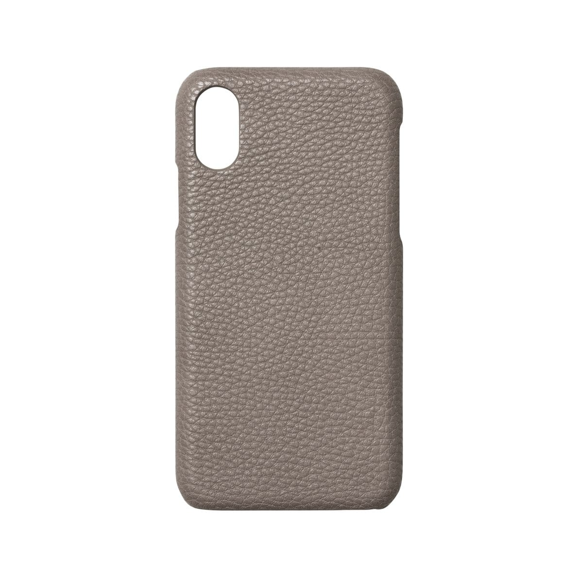Men's Grey Phone Case (iPhone X/XS)