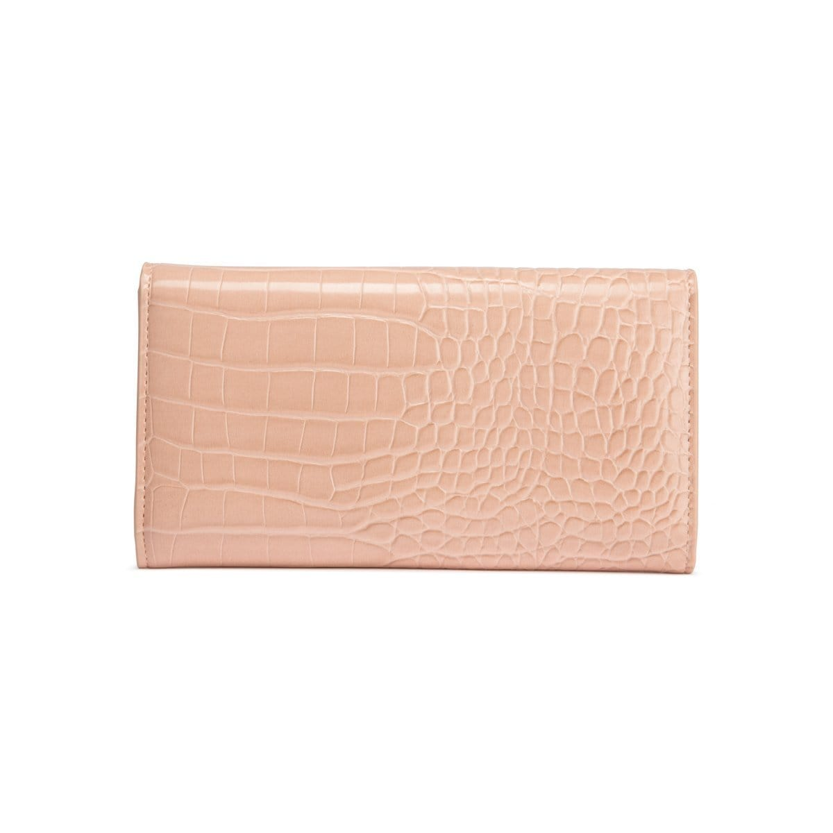 Nude Peach Bella Wallet
