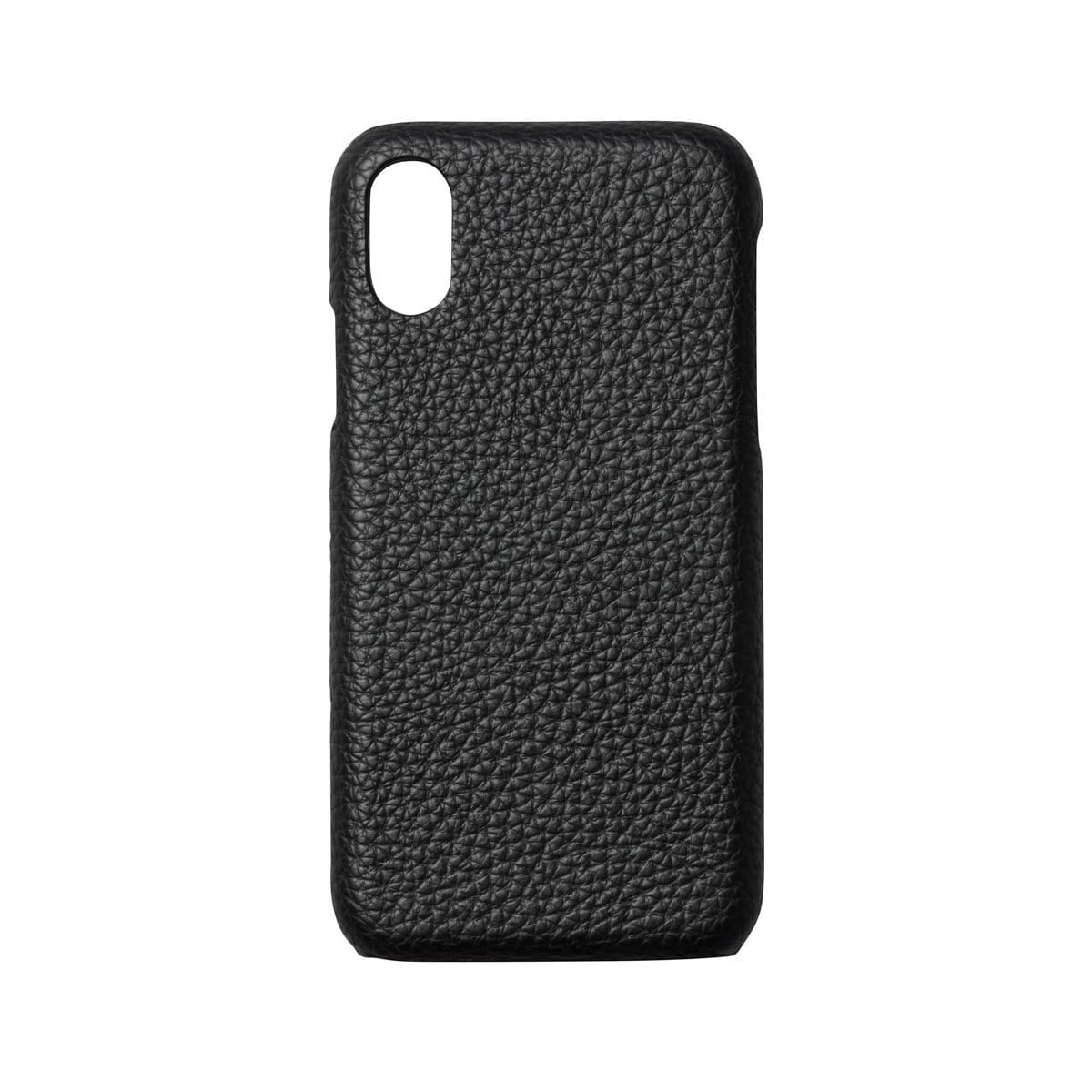 Jet Black Phone Case (X/XS)