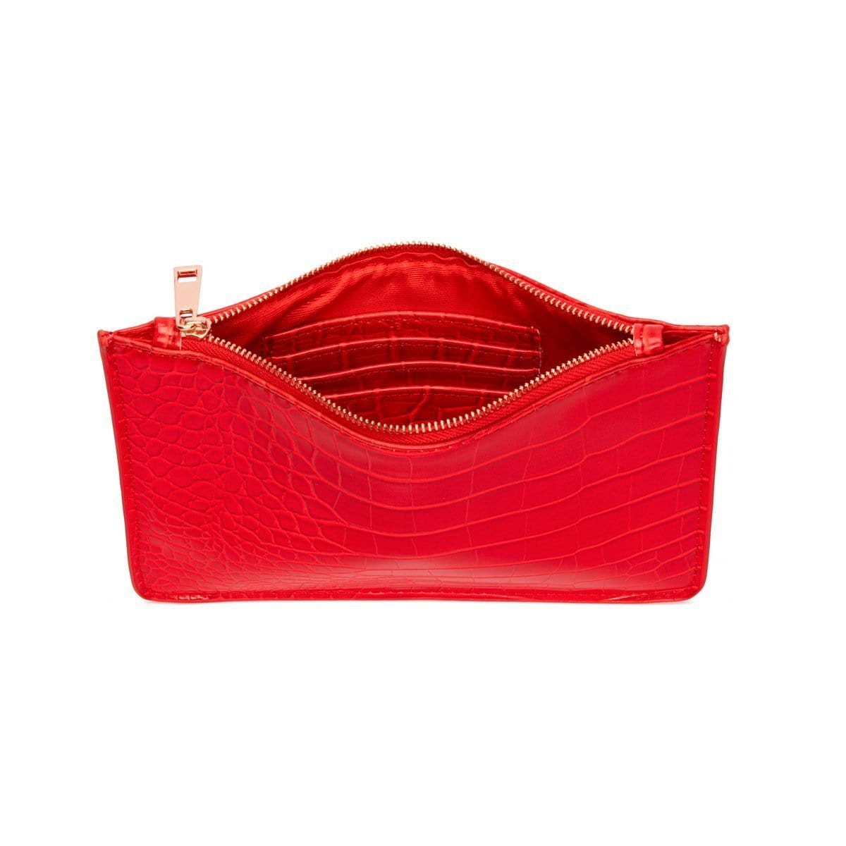 Coral Sienna Pouch