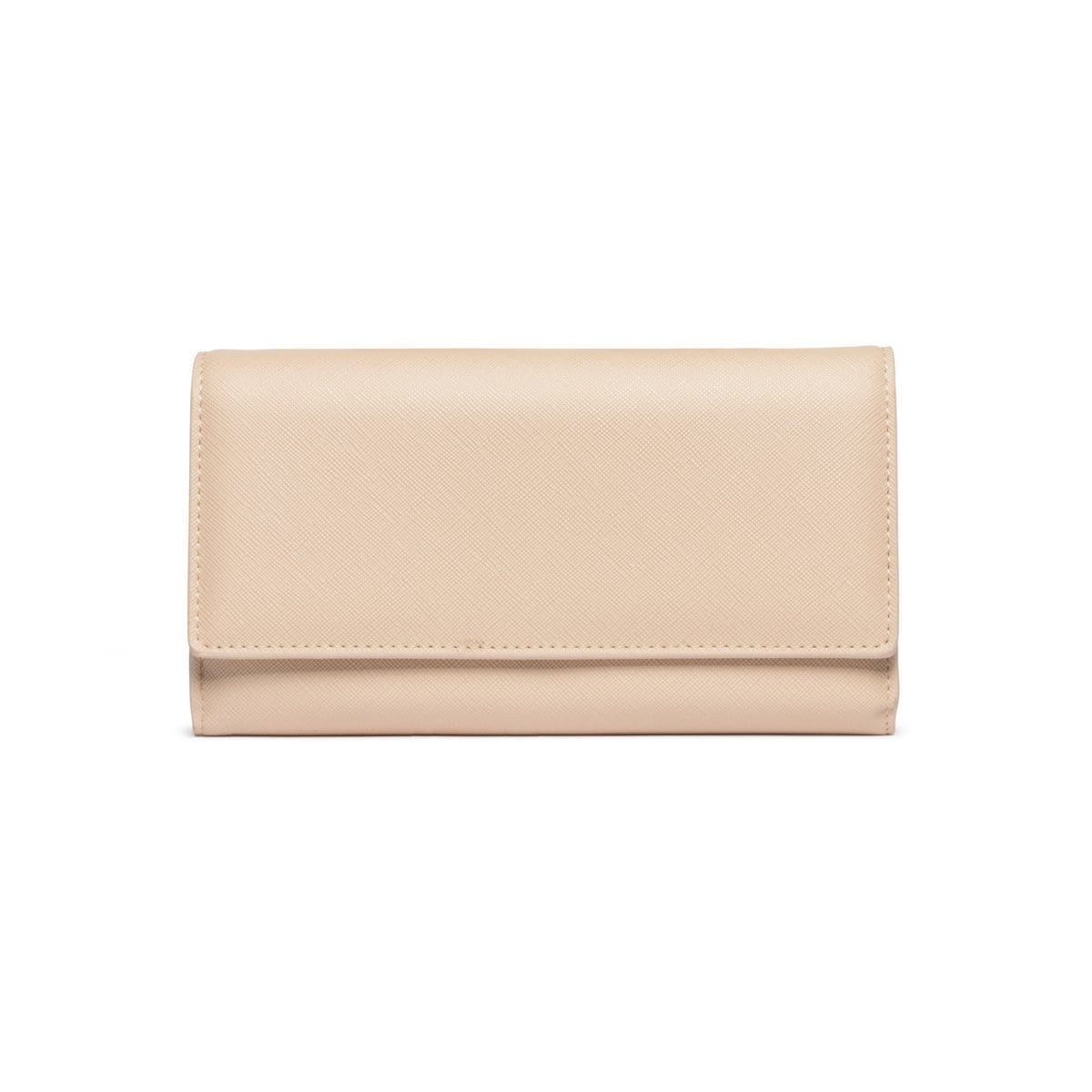 Sand Nude Bella Wallet (PERSONALISE ME!)