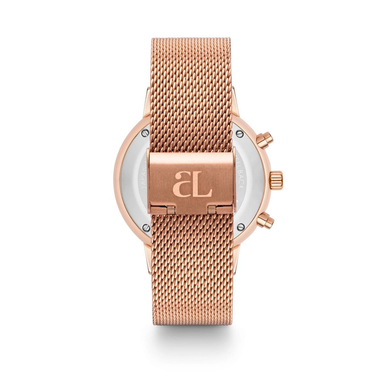 Rose Gold Chain Nueva 40