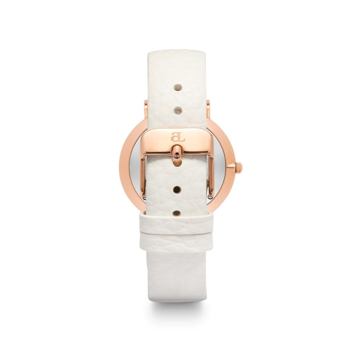 Snow White 34 Strap (Rose Gold)