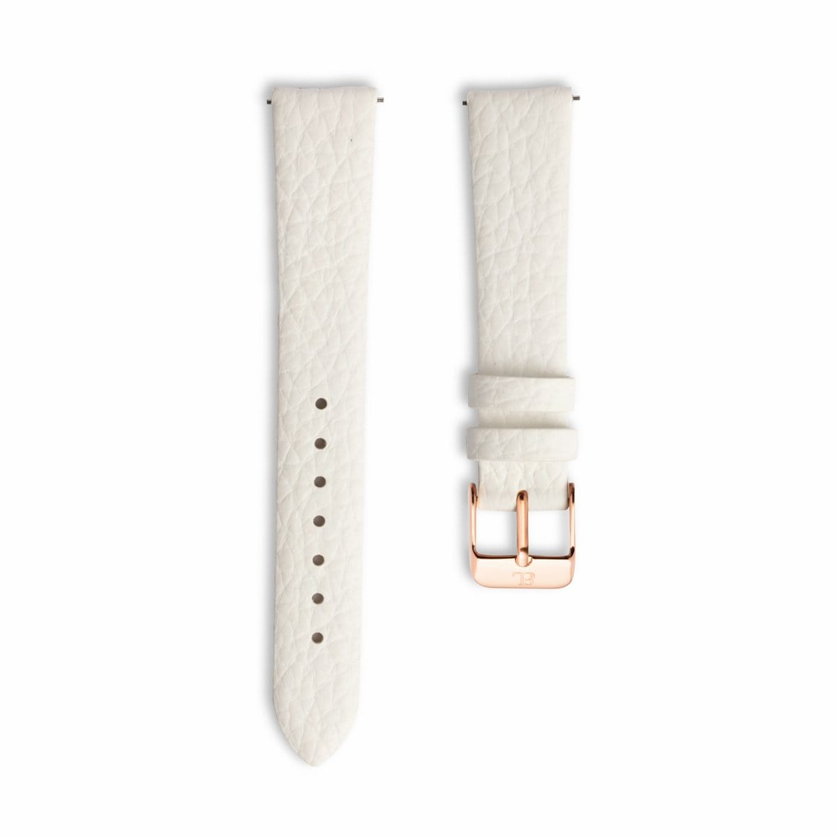 Snow White 34 Strap Rose Gold