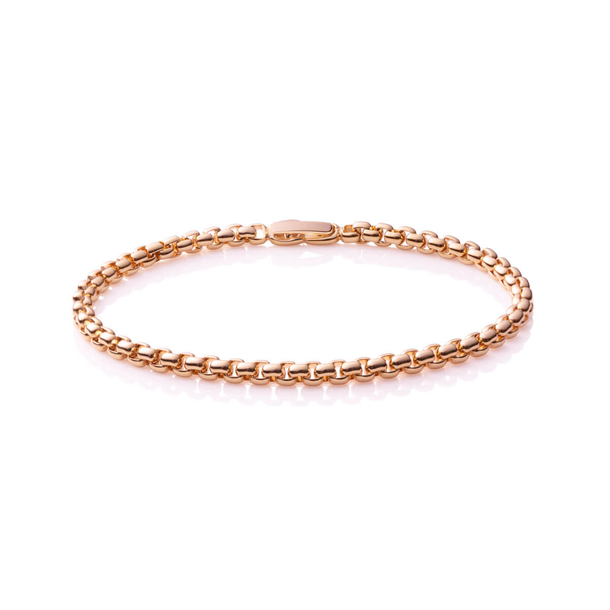 Astrea Chain Bracelet (Rose Gold)