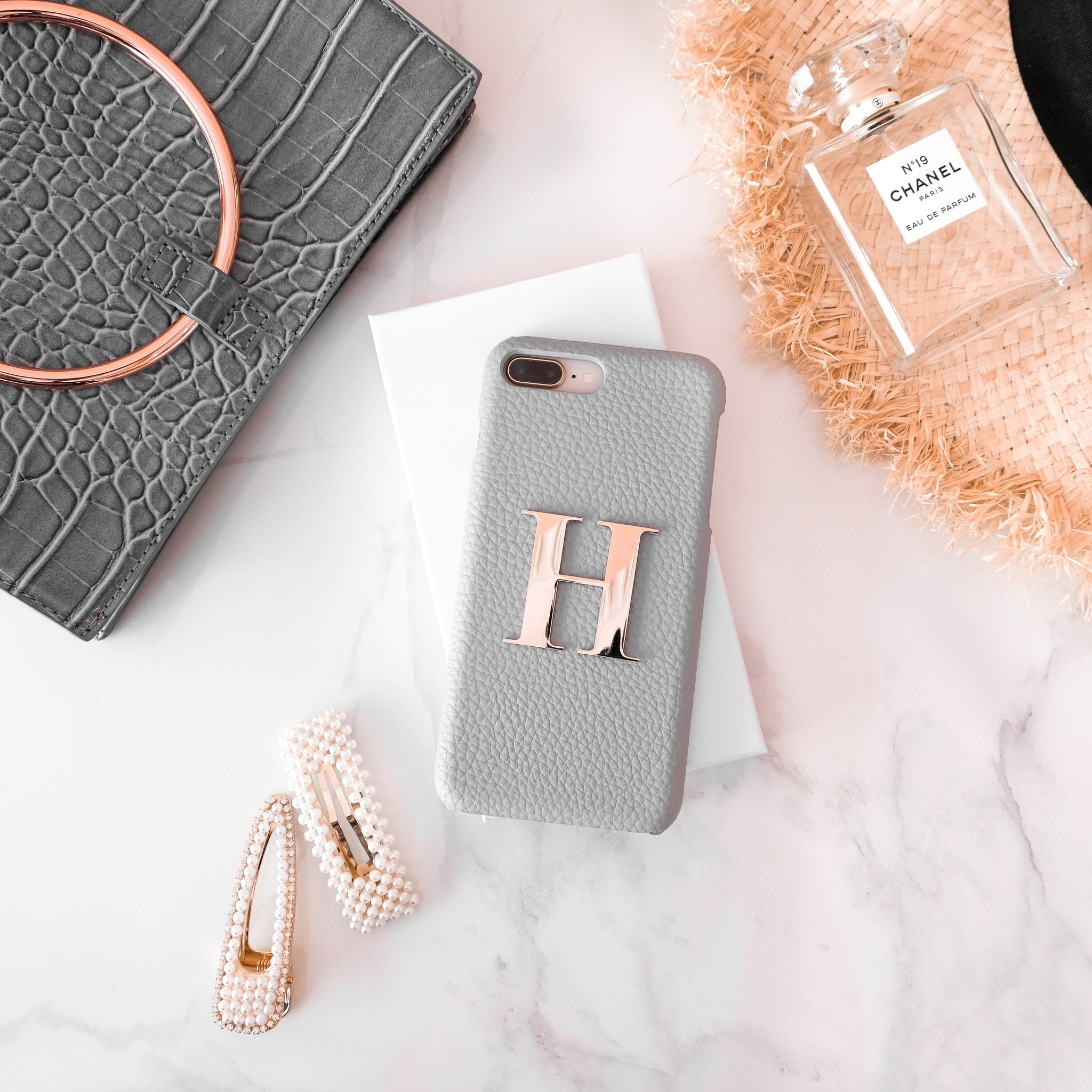 Parma Grey Phone Case (iPhone 11)