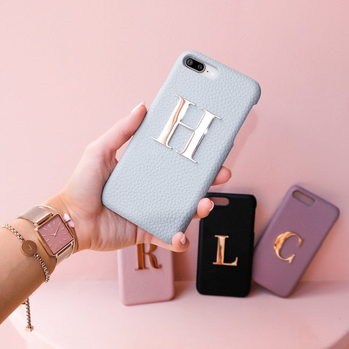 Parma Grey Phone Case (7 Plus/8 Plus)