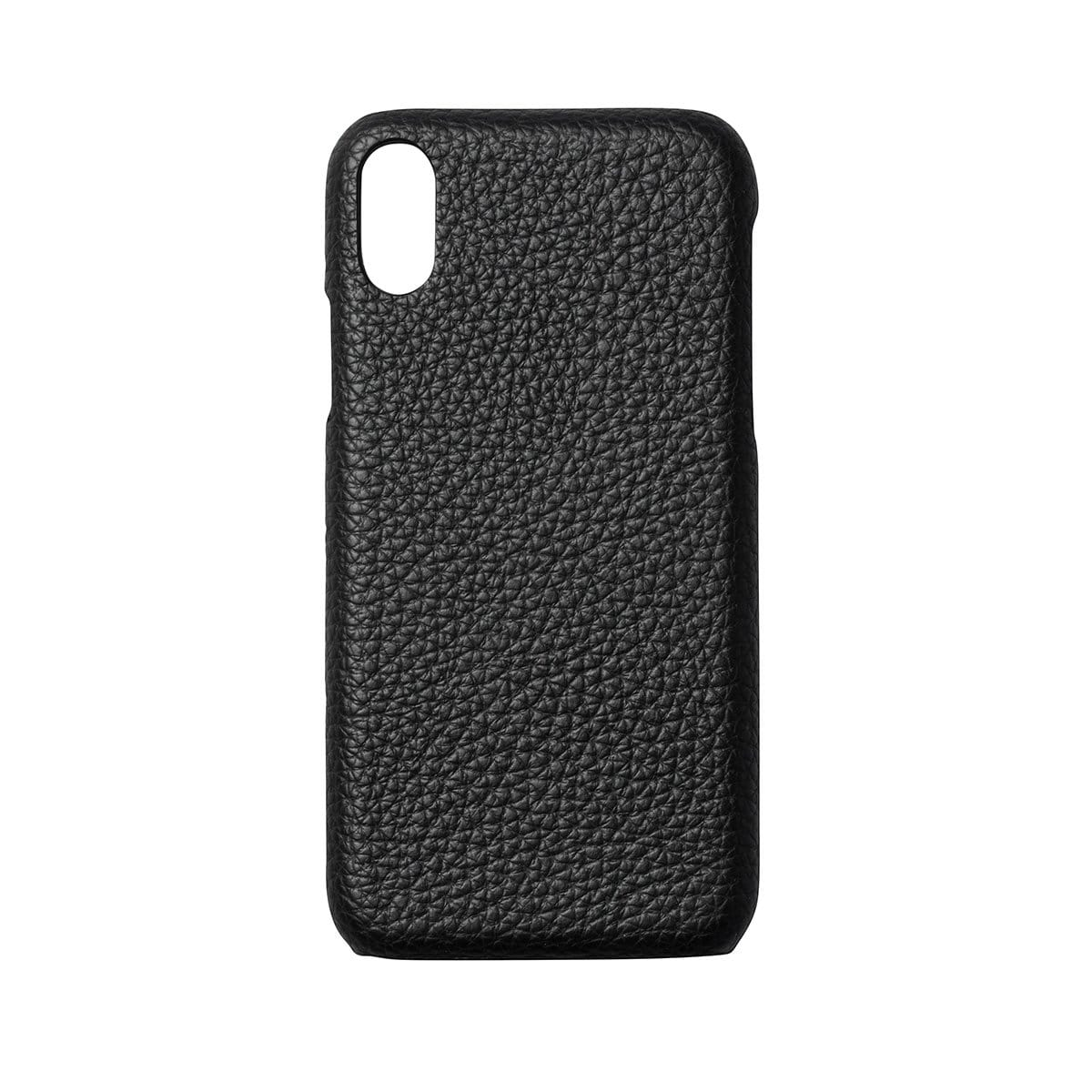 Jet Black Phone Case (iPhone XS Max)