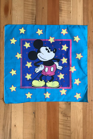 1990s Mickey Mouse Bandana