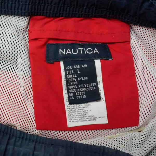 Nautica Red Shorts