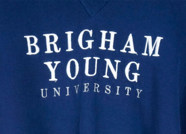 Russell Athletic Brigham Young University Crewneck
