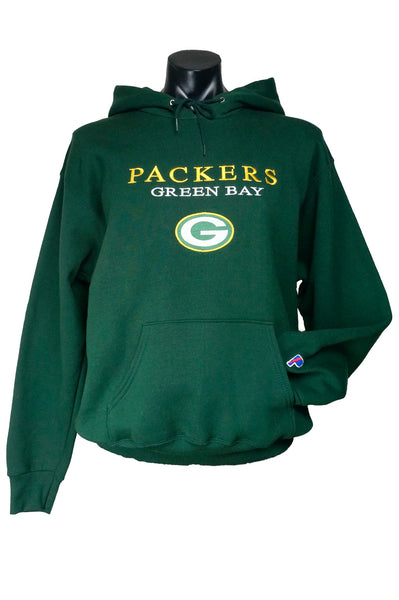 Pro Player Green Bay Packers NFL Hoodie (Deadstock with Tags)