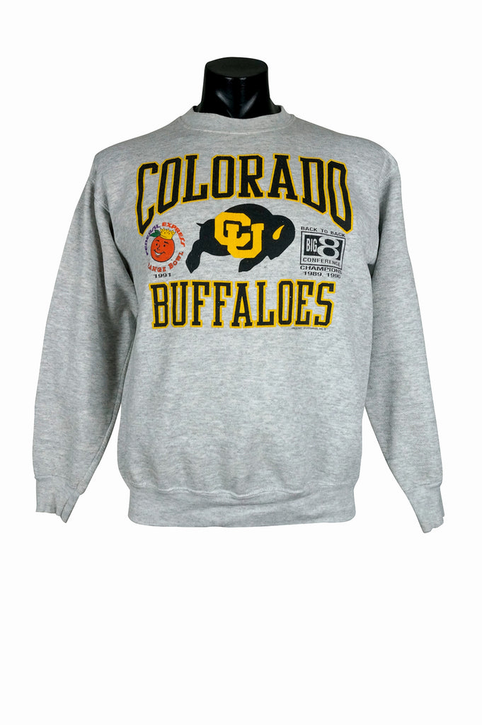 1990 Colorado Buffaloes NCAA Crewneck