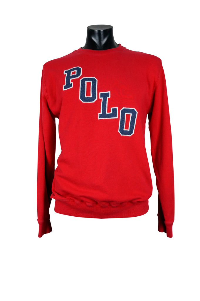 Polo by Ralph Lauren Spellout Crewneck