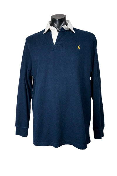1990s Polo by Ralph Lauren Rugby Shirt