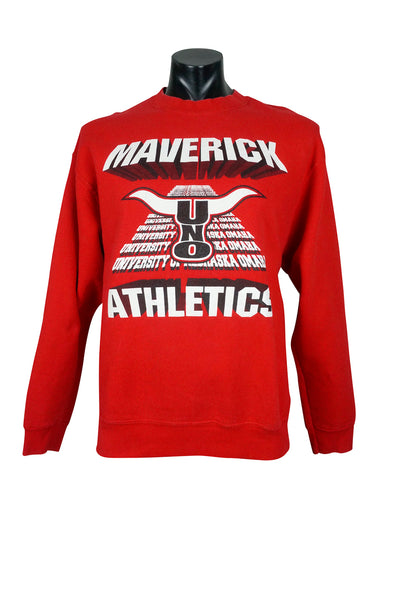 1990s Maverick Athletics Crewneck