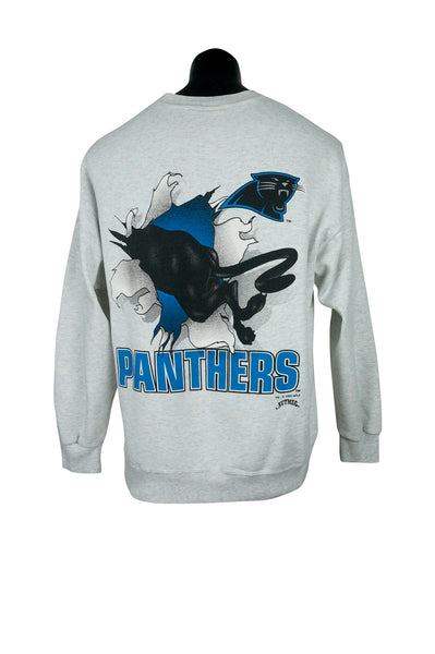 1993 Carolina Panthers NFL Crewneck