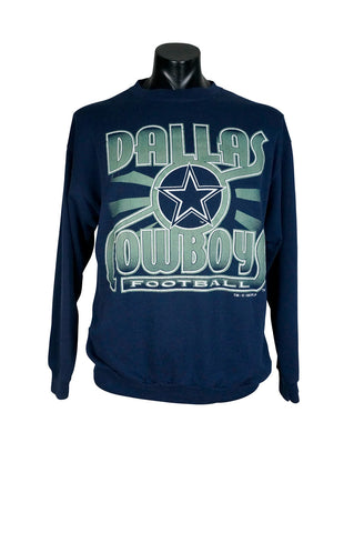 1995 Dallas Cowboys NFL Crewneck