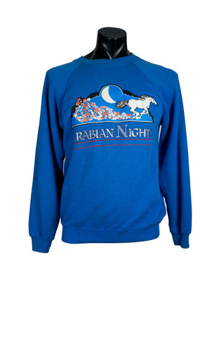 1980s Arabian Nights Crewneck