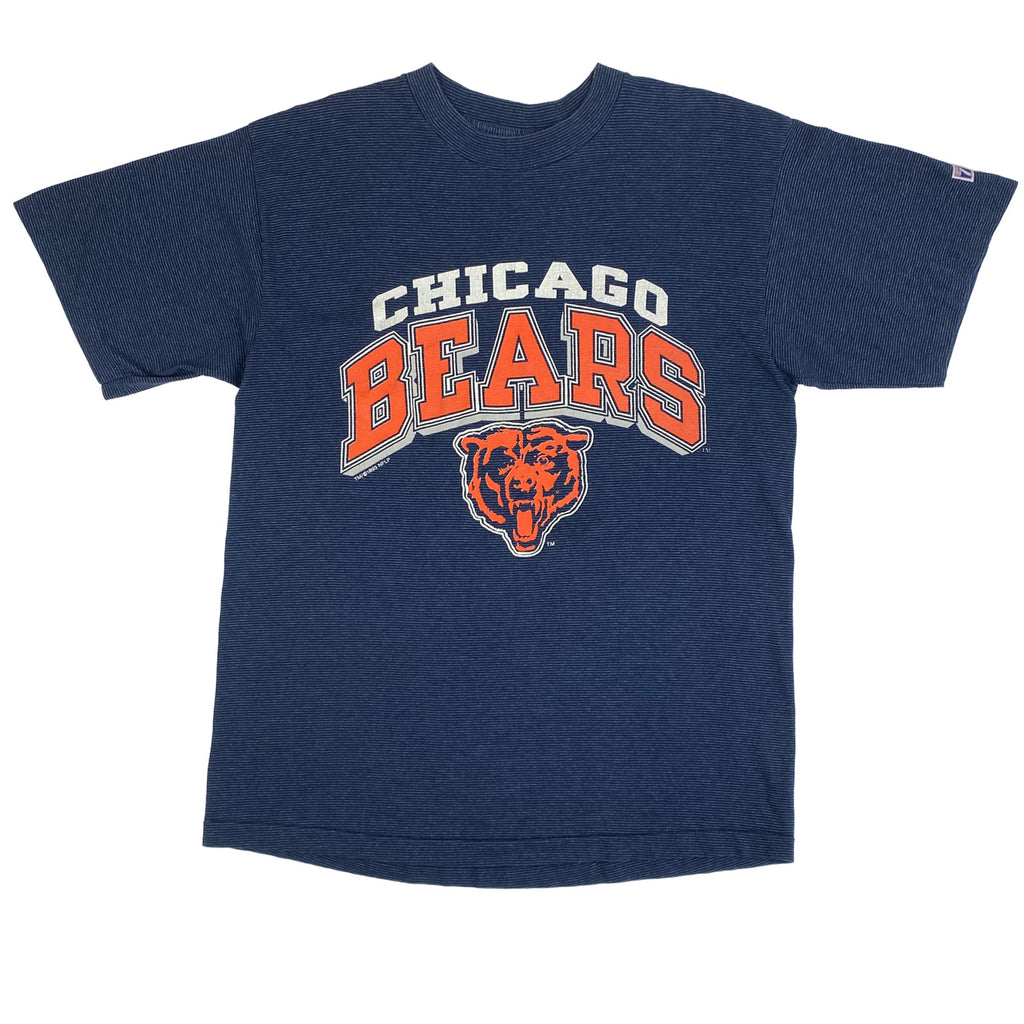 1993 Chicago Bears Mini-Stripe T-Shirt (XL)