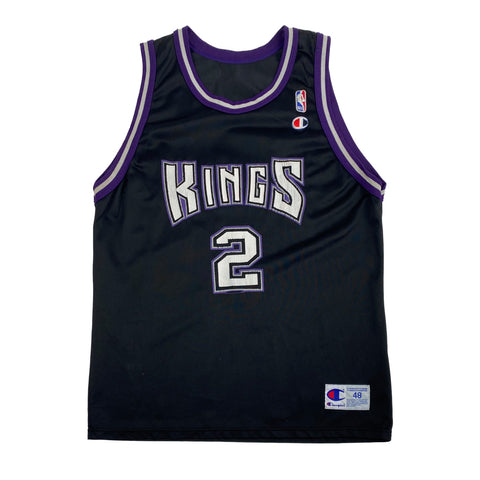 1996 Richmond Sacramento Kings Champion Jersey (XL) (48)