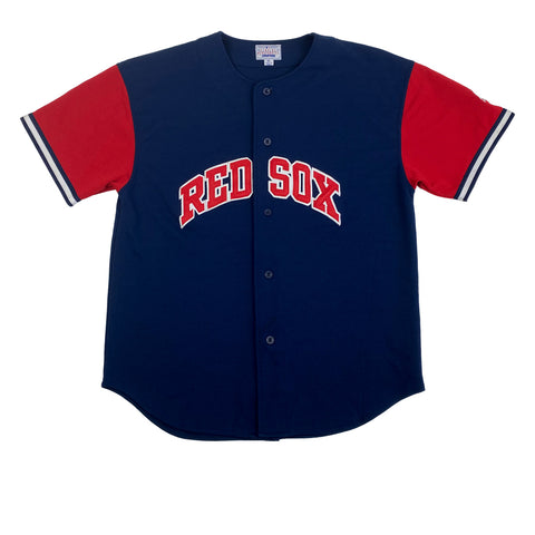 1990s Boston Red Sox MLB Starter Jersey (XL)
