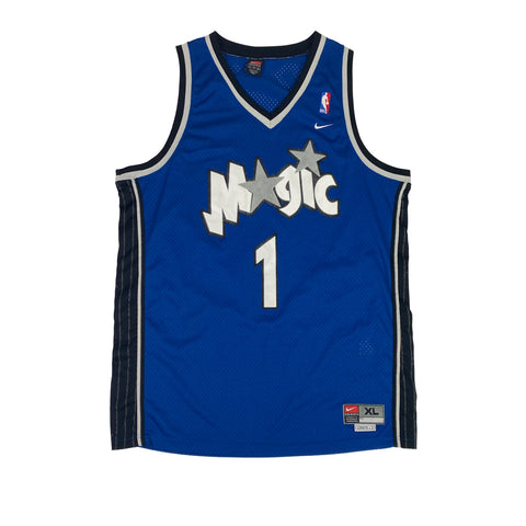 2001 McGrady Orlando Magic Nike Jersey (XL)
