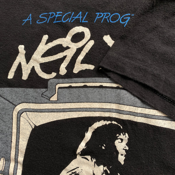 1983 Neil Young Tour T-Shirt