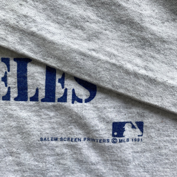 1991s Los Angeles Dodgers Salem T-Shirt