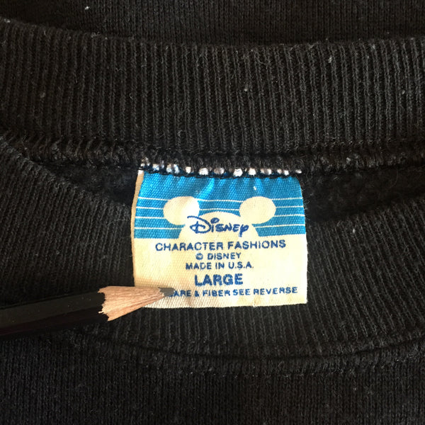 80s Mickey Mouse Crewneck