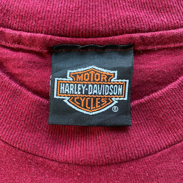 1999 Harley Davidson Dallas Texas T-Shirt (XL)