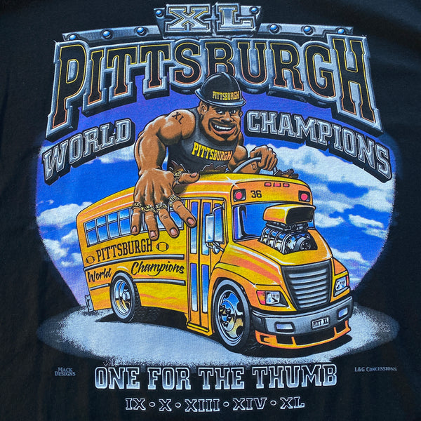 2006 Pittsburgh Steelers NFL T-Shirt