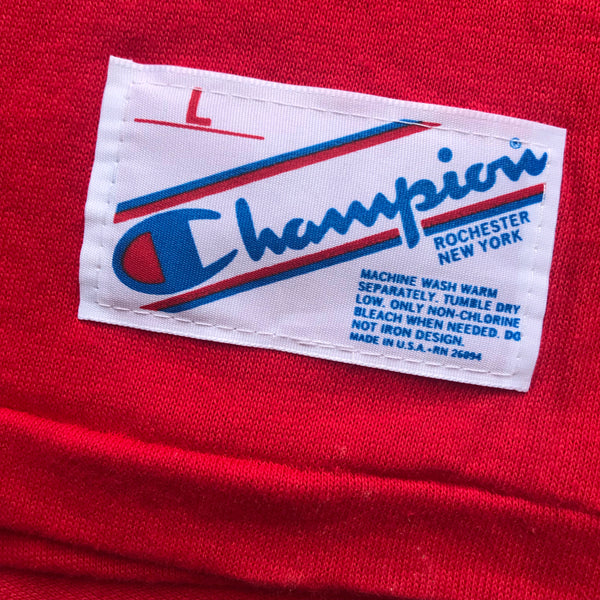 1980s Champion Blank Football Jersey (Deadstock)