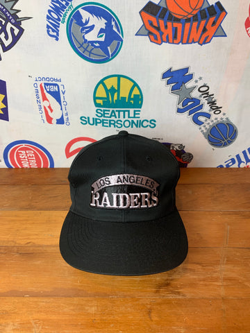 Los Angeles Raiders Sports Specialties Hat