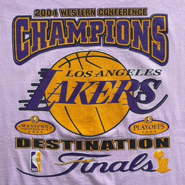 2004 Los Angeles Lakers NBA T-Shirt