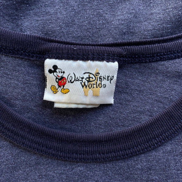 1990s Mickey Mouse Ringer T-Shirt