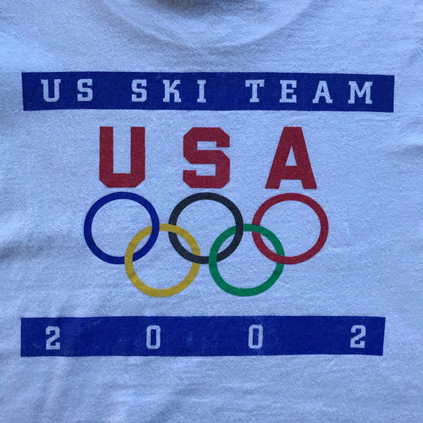 2002 US Olympic Ski Team T-Shirt