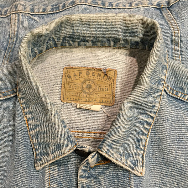 1990s Gap Denim Jacket