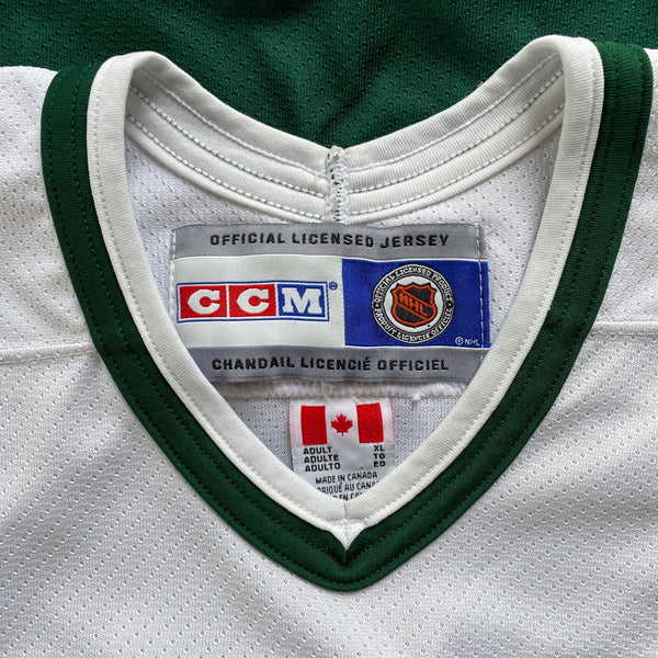 1990s Dallas Stars NHL Hockey Jersey