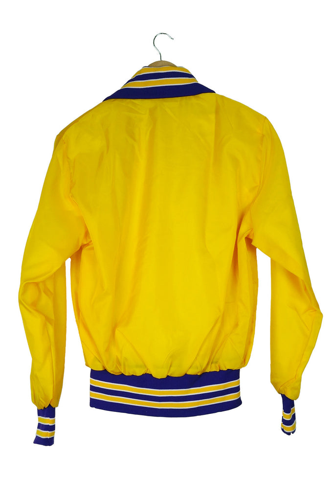 a1477d49b Yellow Bomber Jacket – Percy's Vintage and Collectibles