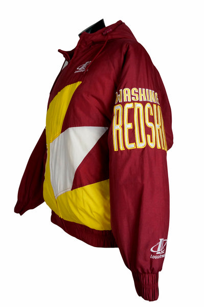 1990s Washington Redskins Sharktooth Jacket