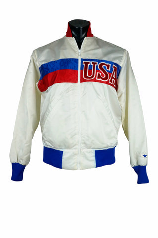 1984 USA Starter Satin Jacket