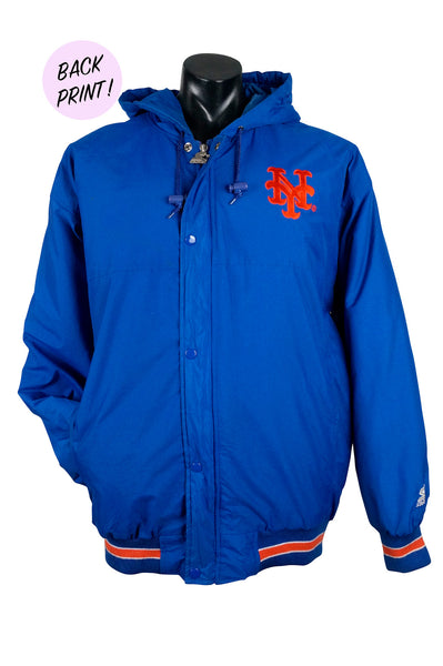 1990s New York Mets Full Zip Starter Jacket