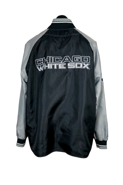 1990s Chicago White Sox MLB Jacket (Reversible!)