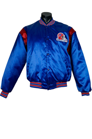 Buffalo Bills Swingstar Satin Bomber Jacket