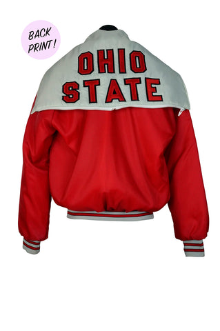 1980s Ohio State Team Jacket