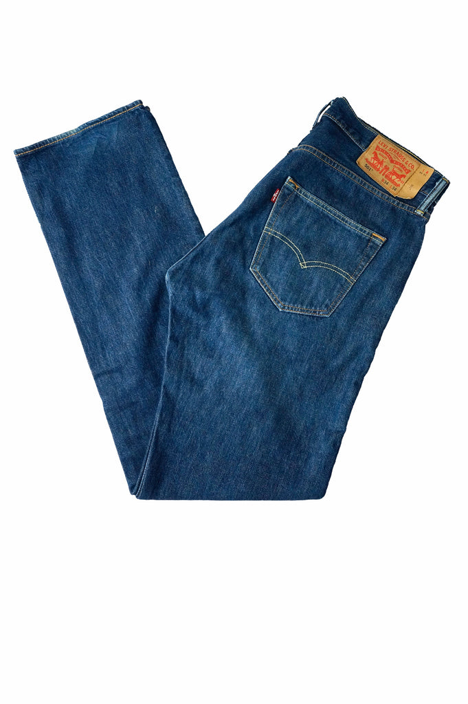 e1d6a879a2a Levi's 501 Blue Jeans – Percy's Vintage and Collectibles
