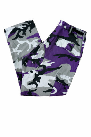 Rothco Purple Camouflage Pants